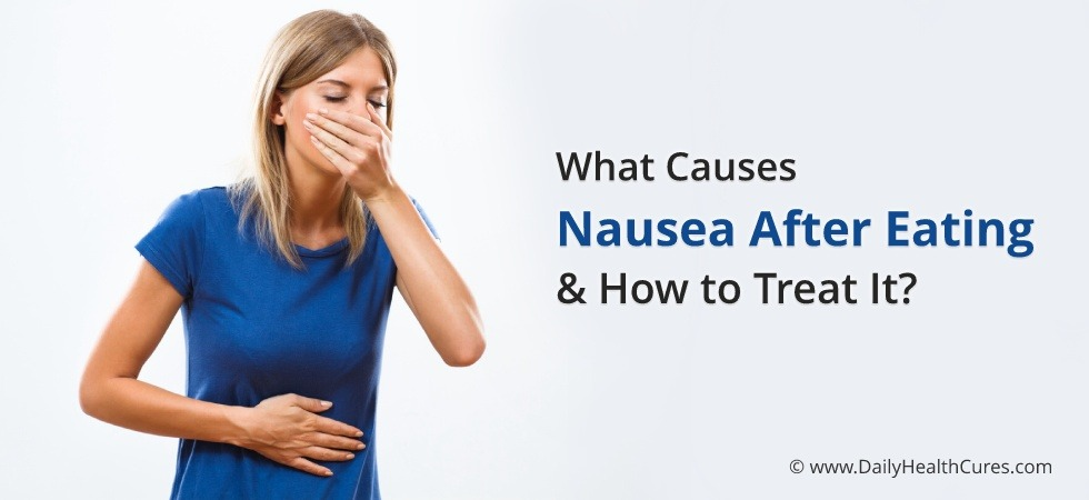 home remedies for nausea and stomach pain