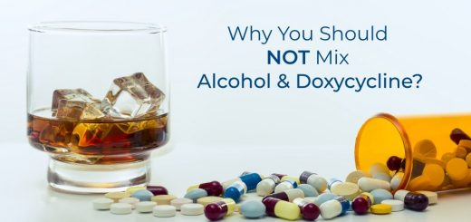 Can You Drink Alcohol On Antibiotics Doxycycline